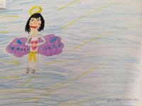 Bild 0 für Engel - Malwettbewerb